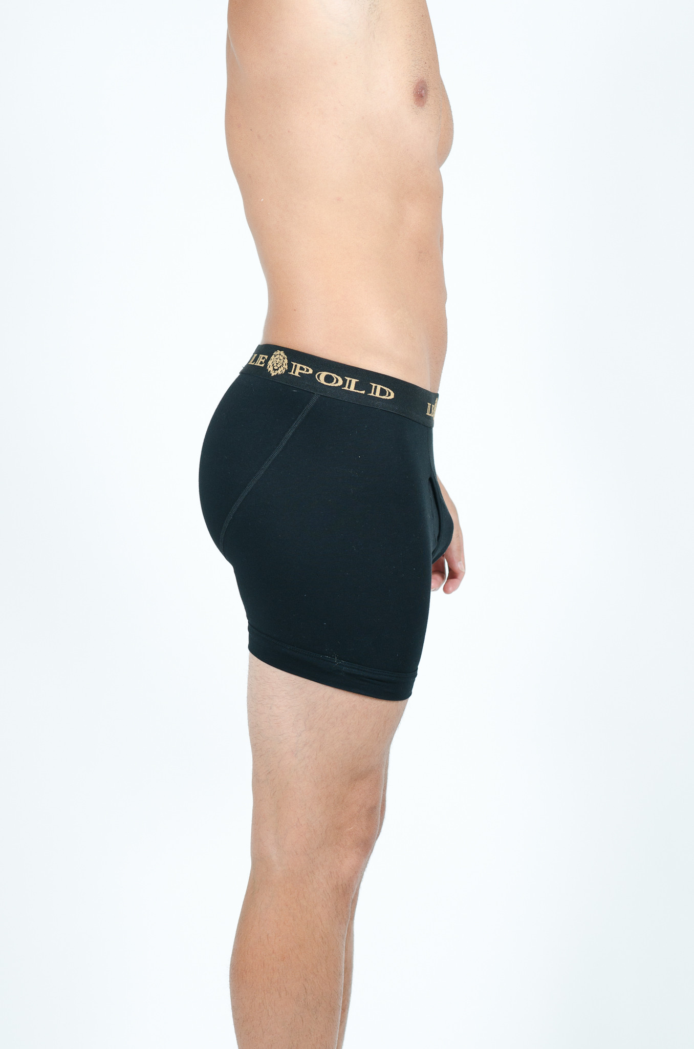 d1a1b7b9432 Two-pack Black Boxer Briefs (Free Shipping)